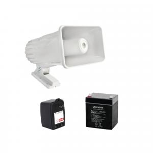 Kit de accesorios con Bateria 4Ah