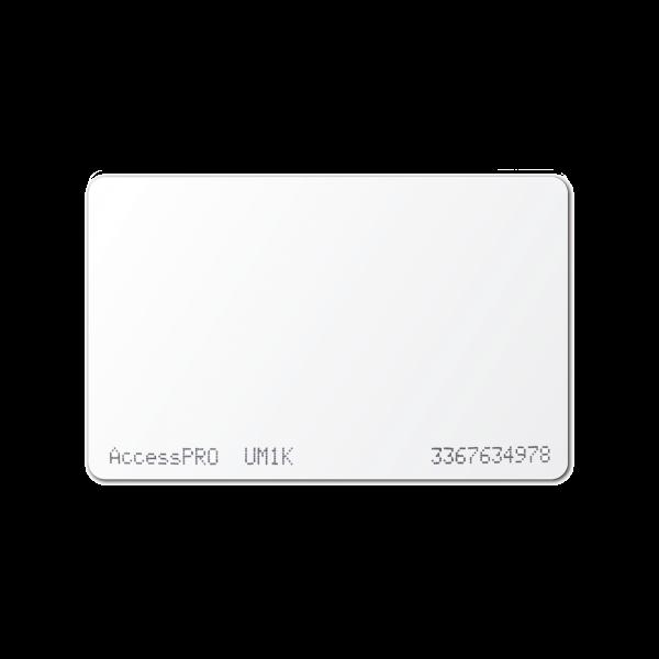 Tarjeta Tecnología Dual: RFID (UHF) 900MHz/MIFARE® 13.56MHz Para Oficinas y Estacionamientos