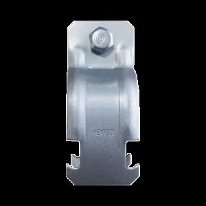 Abrazadera Unicanal para Conduit de 1/2 (13 mm).