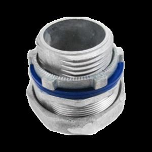 Conector Recto para tubo tipo Liquidtight de 3/4 (19 mm).