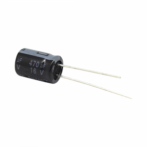 Capacitor Electrolítico de Aluminio
