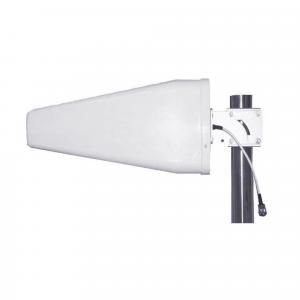 Antena logarítmica de 11 dBi de Ganancia