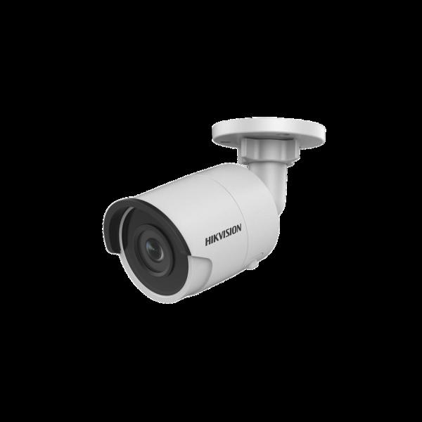 Bala IP 6 Megapixeles / Serie PRO / 30 mts IR EXIR / Exterior IP67 / Lente 2.8 mm / WDR 120 dB / PoE / Micro SD / Videoanaliticos Integrados