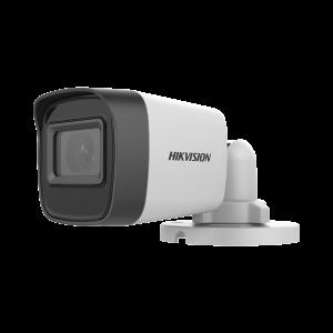 Bala TURBOHD 1080p / Gran Angular 99° / Lente 2.8 mm / 30 mts IR EXIR / Exterior IP67 / 4 Tecnologías / dWDR