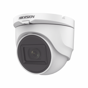 Domo TURBOHD 1080p / Gran Angular 106° / Lente 2.8 mm / 30 mts IR EXIR / Exterior IP67 / 4 Tecnologías / dWDR