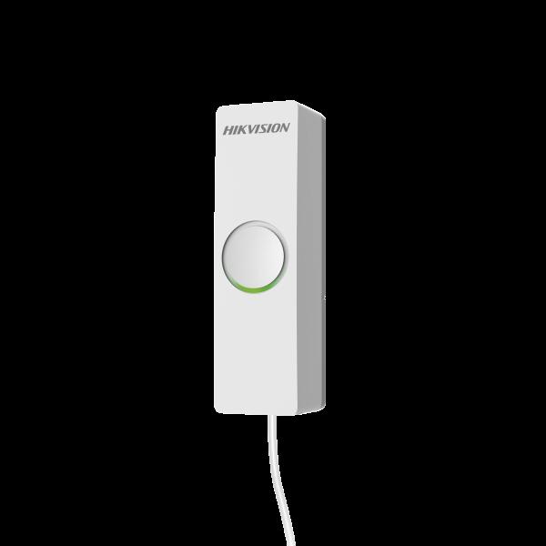 (AX HUB) Transmisor Inalámbrico con 1 Entrada de Alarma / Ideal para Convertir una Zona Cableada en Inalámbrica