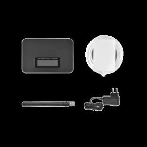 KIT de Amplificador de Señal Celular para Mejorar las llamadas telefónicas de TELCEL