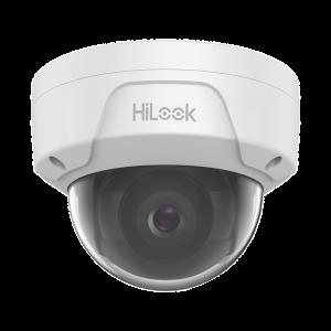 HiLook Series / Domo IP 4 Megapixel / 30 mts IR / Exterior IP67 / IK10 / PoE / dWDR  / Lente 2.8 mm