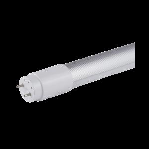 Lámpara LED T8 de 1200 mm de alta eficiencia 2160 lm con disipador de Aluminio para aplicaciones de uso continuo