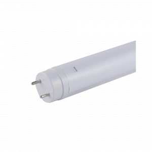 Lámpara LED T8 de 1200 mm de alta eficiencia 2160 lm con cuerpo de Policarbonato para aplicaciones de uso moderado