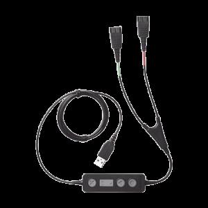 Jabra Link 265 USB/QD cable de entrenamiento (265-09)
