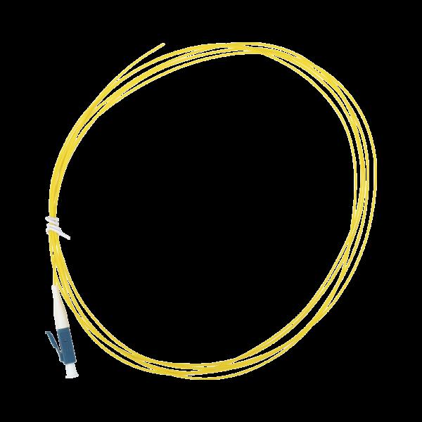 Pigtail de Fibra Óptica Monomodo LC/UPC