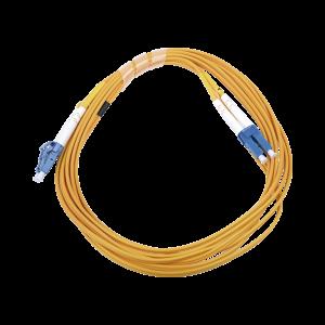 Jumper de Fibra Óptica Monomodo 9/125 LC/UPC-LC/UPC