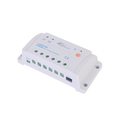 Controlador Solar de Carga y Descarga PWM 12/24V 20A