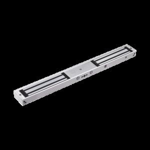 Chapa magnética Doble 600L lbs (x2) con LED Ultra-brillante/ Libre de Magnetismo Residual / Sensor de estado de la placa