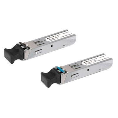 Tranceptor mini-Gbic SFP 1G LC TX:1310nm para fibra Mono Modo 20 Km Industrial