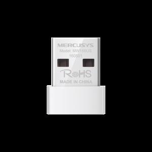 Adaptador inalámbrico N USB 2.0 de 150 Mbps 2.4 GHz con 1 antena interna