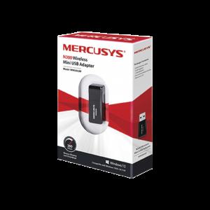 Adaptador inalámbrico N USB 2.0 de 300 Mbps 2.4 GHz