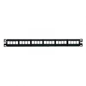 Panel de Parcheo Modular Keystone (Sin Conectores)