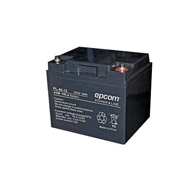 Acumulador Tecnología VRLA AGM 12 V 40 Ah para Aplicación Fotovoltaica