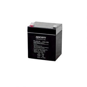 Batería con Tecnología AGM/VRLA