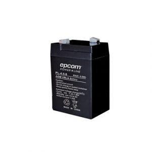 Bateria de 6 Vdc a 4.5 Ah