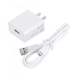 Cargador USB profesional de 1 Puerto