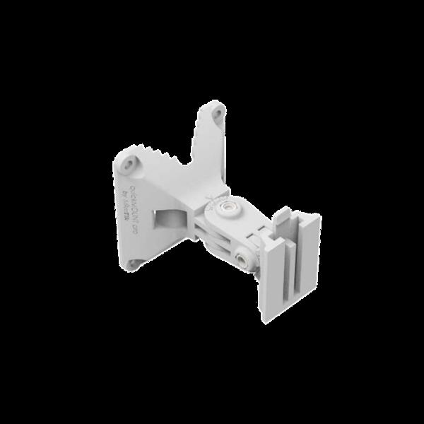 ( QuickMount Pro) Montaje de pared o poste para equipos MIKROTIK con ajuste de 140°.