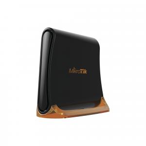 (hAP mini) Router 3 puertos 10/100 Mbps