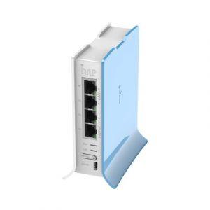 (hAP lite TC) 4 Puertos Fast Ethernet