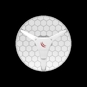(LHG HP5) Cliente de Alta Potencia en 5GHz 802.11 a/n con Antena de Rejilla de 24.5dBi