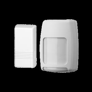 Kit Inalambrico de 7 Contactos 5816 y 3 Sensores de Movimiento 5800PIR / Batería de Larga Duración 3-5 años