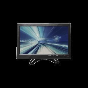 Monitor 10.1 TFT-LCD ideal para colocar en vehículos o DVR/NVR. Entradas de video HDMI