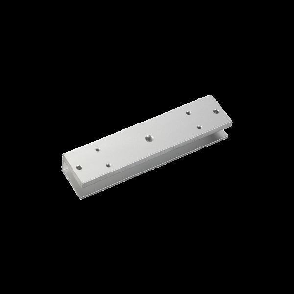 Montaje en U para puerta de vidrio compatible con chapa magnética MAG350S