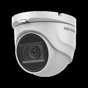 Eyeball TURBOHD 4K (8Megapixeles) / Gran Angular 102° / Lente 2.8 mm / Exterior IP67/ IR EXIR 30 mts / dWDR / TVI-AHD-CVI-CVBS