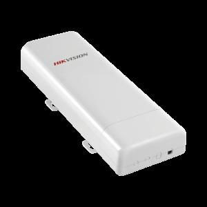 Punto de Acceso PTP y PTMP en 2.4 GHz /  150 Mbps / Antena Integrada de 12 dBi / Angulo de Apertura de 60° H 30° V /  500 mW de Potencia / Exterior IP65