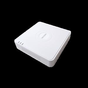 DVR 1080P Lite / 8 Canales TURBOHD + 2 Canales IP / 1 Bahía de Disco Duro / H.264+ / 1 Canal de Audio / Audio por Coaxitron / Salida de vídeo Full HD