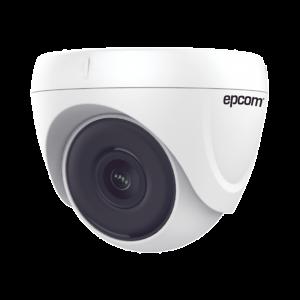 Eyeball TURBOHD 1080p / Gran Angular 103° / Lente 2.8 mm / EXIR Inteligente 20 mts / Interior / TVI-AHD-CVI-CVBS / dWDR