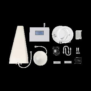 Kit de Amplificador de Señal Celular | Doble Banda | Mejora las Llamadas
