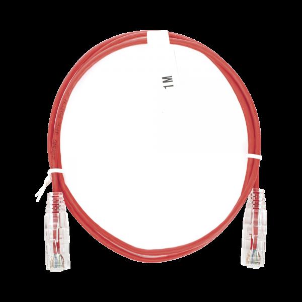 Cable de Parcheo Slim UTP Cat6 - 1 metro