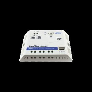 Controlador Solar PWM 12/24 V 20 A