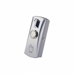 Botón de salida con caja para fácil instalación/ Contacto NO