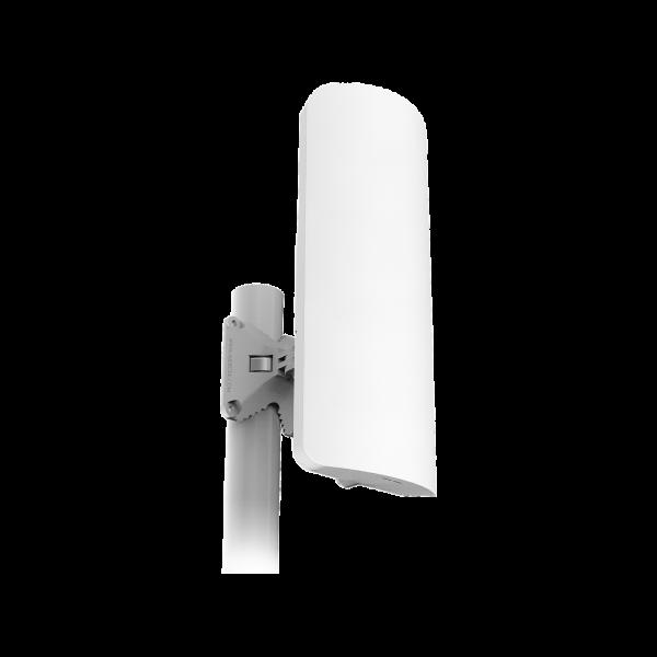 (mANTBox 2 12s) Punto de Acceso PTP y PTMP en 2.4 GHz con Antena Sectorial Integrada de 12 dBi y 120° de Apertura